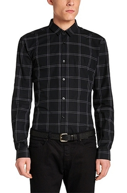 Hugo Boss - Ero Slim Fit Button Down Shirt