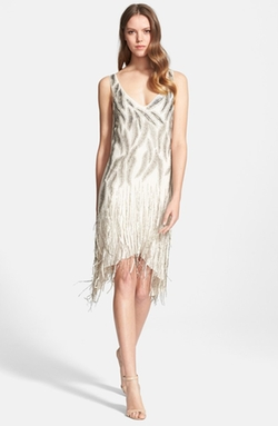 Haute Hippie - Bead Embellished Dress