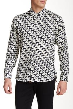 Billy Reid - Rosedale Long Sleeve Shirt