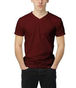 GOODSNEEDS  - V Neck T Shirts