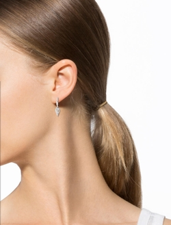 Cathy Waterman - Diamond Drop Earrings