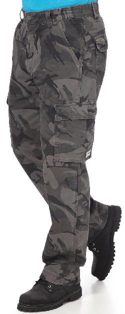 Wrangler - Genuine Wrangler Camo Cargo Pants