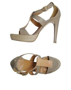 Anya Hindmarch - Espadrilles Sandals