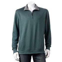 Van Heusen  - 1/4-Zip Fleece Pullover