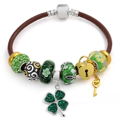 Bling Jewelry - Clover Leaf Bracelet