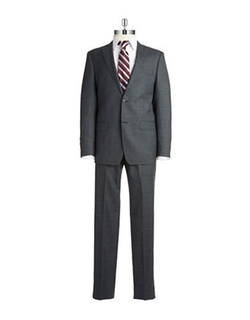 Michael Kors - Two-Piece Wool Suit Set