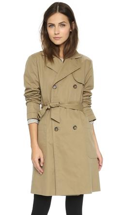 A.P.C.  - Saint Germain Trench Coat