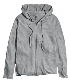 H&M - Knit Hooded Top