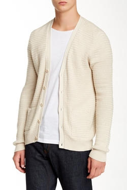 Sandro - Mets Long Sleeve Cardigan
