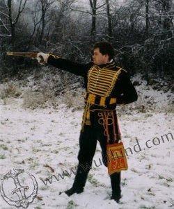 Wulflund - Napoleonic Costume - Hussar Cavalry