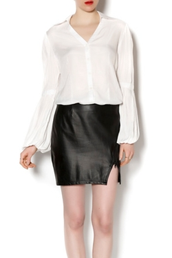 Union Of Angels - Reagan Puff Sleeve Blouse