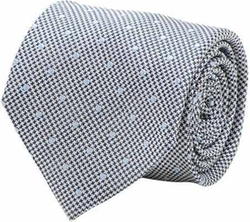 Cufflinks Inc  - Dotted Herringbone Silk Tie