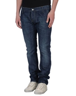 South Beach - Straight Leg Denim Pants