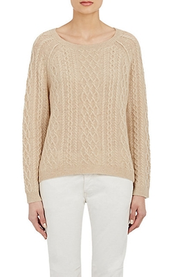 Nili Lotan - Cable-Knit Sweater