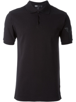 Y-3  -  Logo Polo Shirt