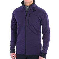 Black Diamond Equipment - Coefficient Polartec Power Dry Jacket