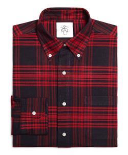 Brooks Brothers - Plaid Button-Down Shirt