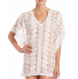 OndadeMar - Oasis Embroidered Poncho