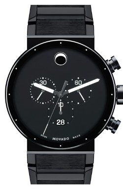 Movado - Chronograph Bracelet Watch