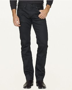 Ralph Lauren - Straight-fit Stretch Jeans