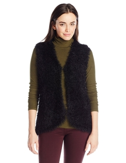 NY Collection - Feather Vest