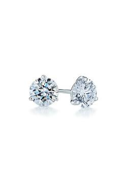 Kwiat  - 0.25ct tw Diamond & Platinum Stud Earrings