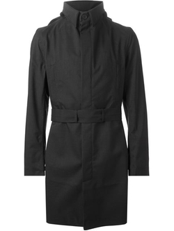 Norwegian Rain - Hooded Trench Coat
