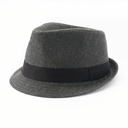 Urban Pipeline - Short Brim Fedora Hat
