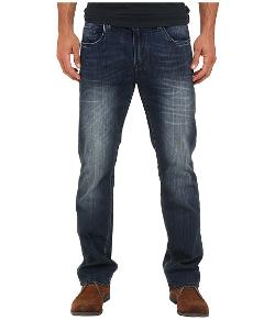 Buffalo David Bitton  - Slim Straight Morelia Stretch Denim Jeans