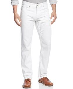 Alfani  - Ridge Straight Leg Jeans