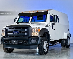 Ford - Armored F550 CIT