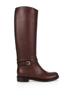 Gianvito Rossi - Riding Leather Boots