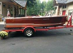 Century Resorter - 1963 Power Boat