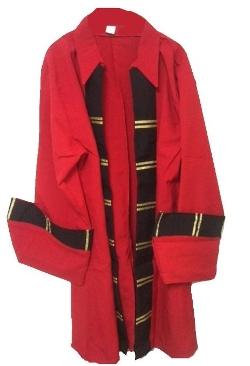 NDC - Pirate Captain Red Coat