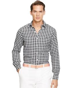 Polo Ralph Lauren - Double-Faced Gingham Shirt