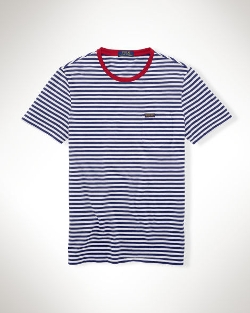 Polo Ralph Lauren - Striped Jersey T-Shirt