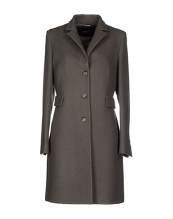 Seventy By Sergio Tegon - Single Brested Coat