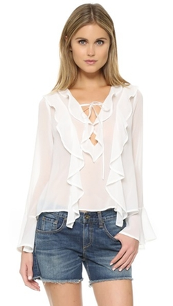 For Love & Lemons - Eva Blouse
