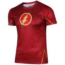 Carin - The Flash Short Sleeve T-Shirt