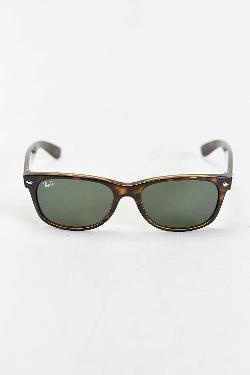Ray-Ban  - New Wayfarer Tortoise Sunglasses