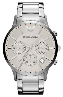Emporio Armani  - Stainless Steel Bracelet Watch