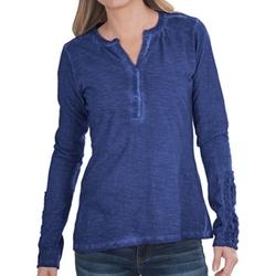 Aventura Clothing  - Kamala Henley Shirt