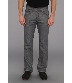 Mek Denim - Finn Straight Leg in Grey Black