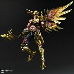 Play Arts Kai - Hawkman Action Figure