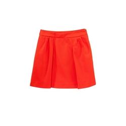 Petit Bateau  - Women's Short A-Line Skirt
