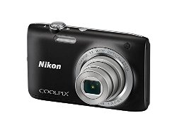 Nikon  - Coolpix Point and Shoot Digital Camera