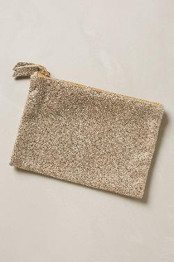 Anthropologie - Diamond Dust Pouch