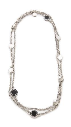 Marc Jacobs  - Double Wrap Necklace