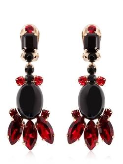 Marni - Crystal Drop Earrings