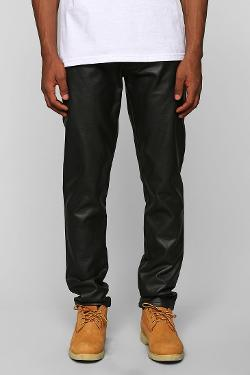 Tripp NYC - Faux-Leather Skinny Pant
